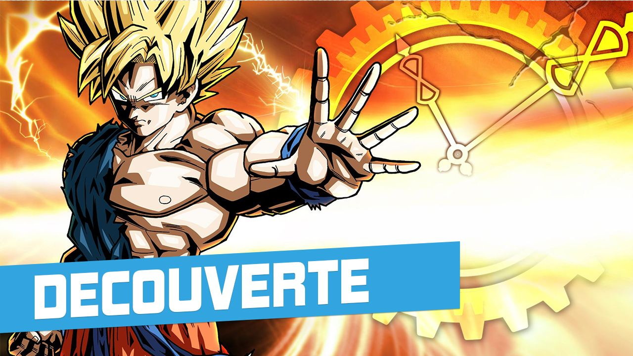 [Decouverte] Dragon Ball Xenoverse